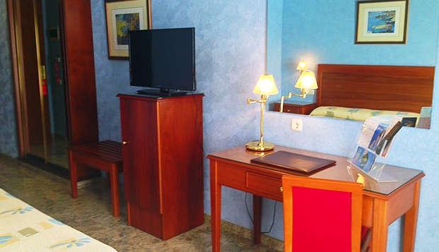 Hotel Bartos - room