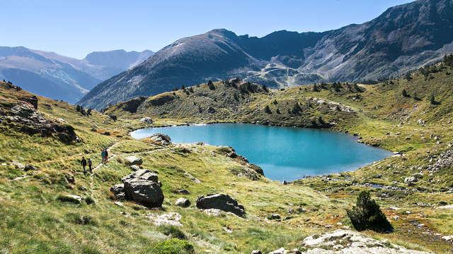 Ontsnap naar Andorra
