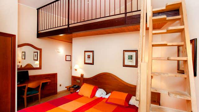 Découvrez Andorre entre amis dans une chambre quadruple à un prix imbattable