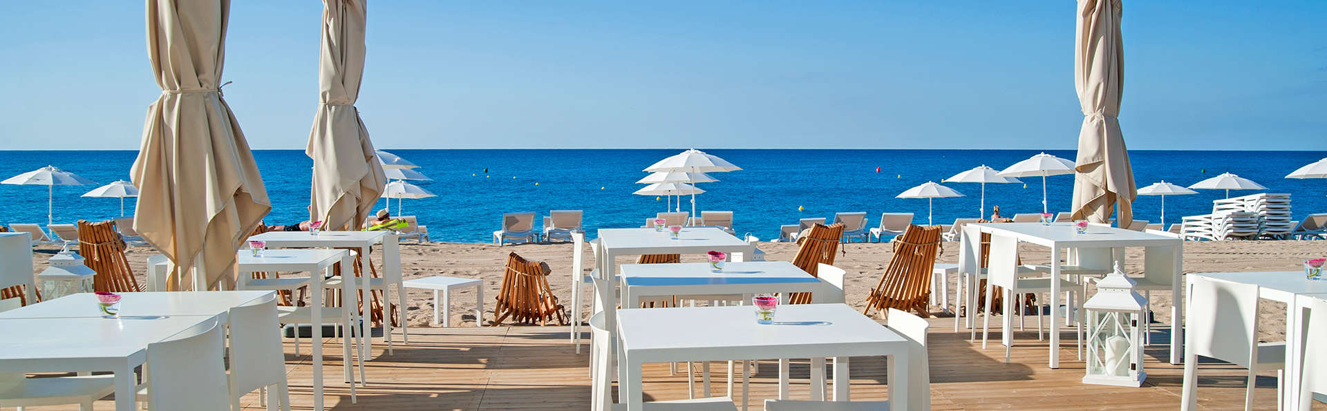 Profitez du soleil de Calella à deux pas de la plage