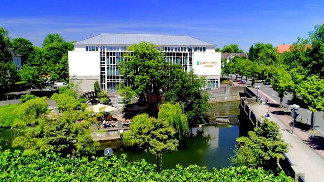 Découvrez la magnifique ville de Lippstadt et la rivière Lippe
