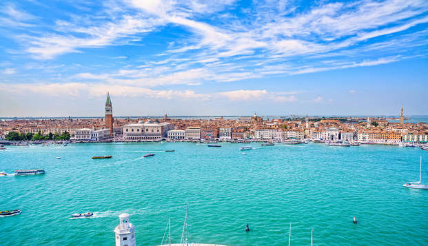Oferta para toda la familia: tres días en Lido para descubrir Venecia y sus alrededores
