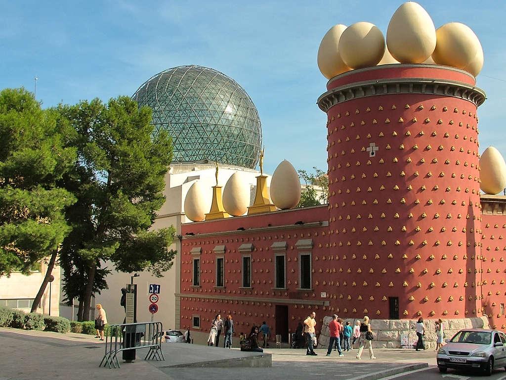 Séjour Andalousie - Week-end à Figueras avec entrées au Musée Dalí  - 3*