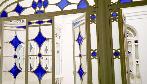 Hotel Boutique Casa de Colon - window