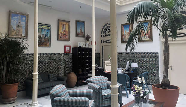 Hotel Boutique Casa de Colon - patio
