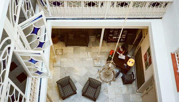 Hotel Boutique Casa de Colon - reception