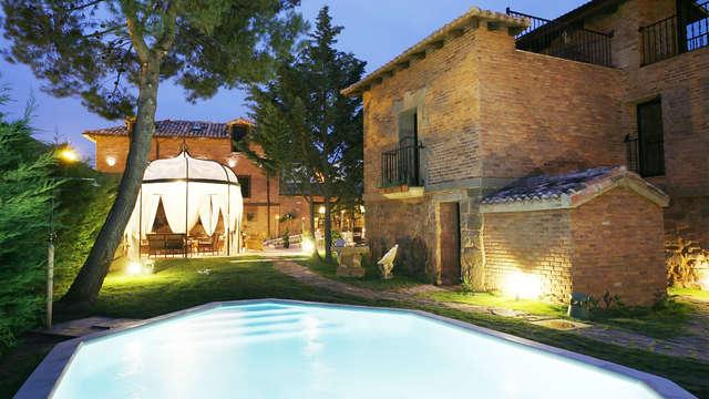 Escapada romántica cerca de Logroño en un palacio del s.XVII