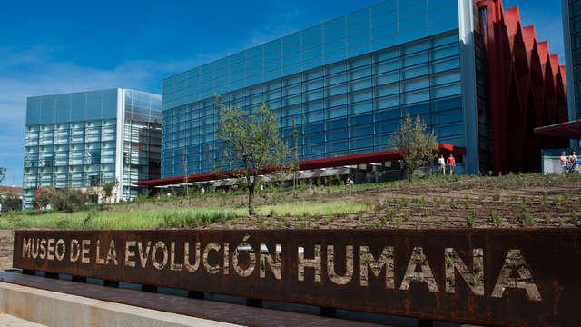 Escapada cultural con entradas para el museo de la Evolución Humana de Burgos