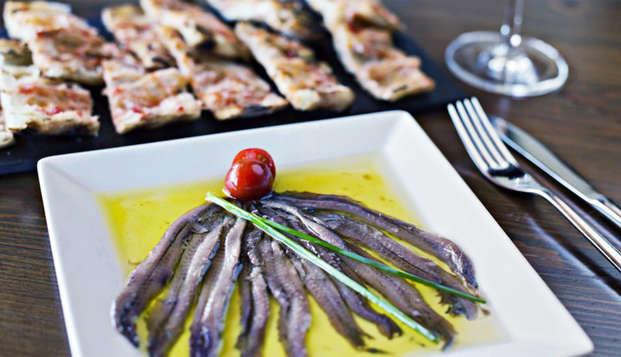 Mini-vacances spéciales en pleine nature dans l'Alt Empordà avec un dîner inclus !