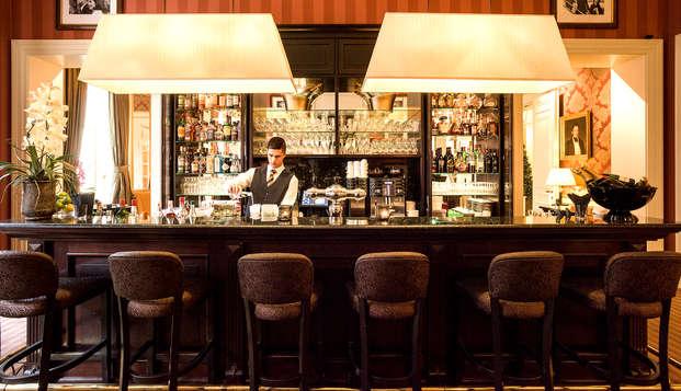 Grand Hotel Casselbergh Brugge - NEW BAR