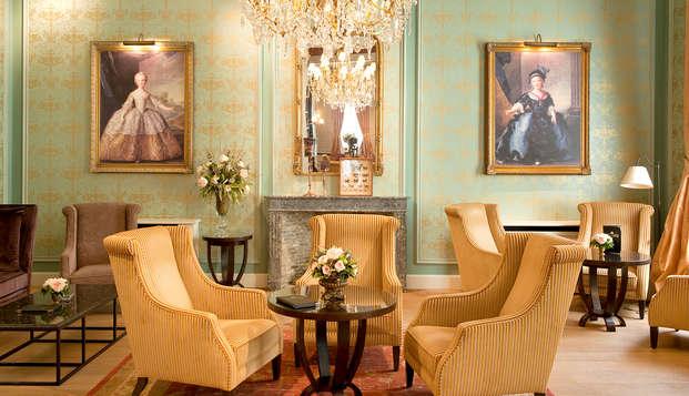 Grand Hotel Casselbergh Brugge - NEW LOUNGE