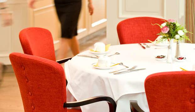 Grand Hotel Casselbergh Brugge - NEW RESTAURANT