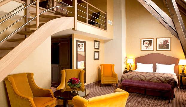 Grand Hotel Casselbergh Brugge - NEW QUAD
