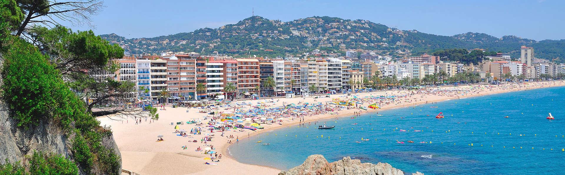 Relaxation à Lloret del Mar en pension complète et accès au spa inclus (à partir de 3 nuits)