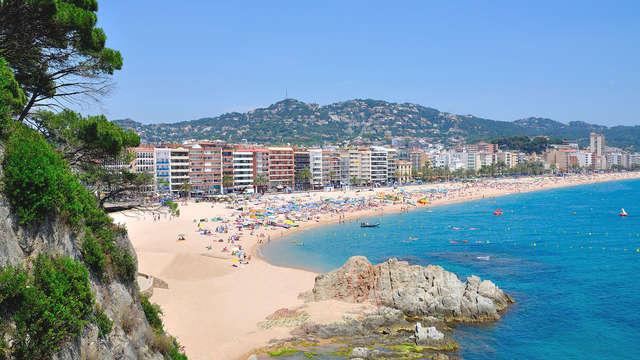 Mini-Vacaciones relax en Lloret del Mar con pension completa y spa incluido (desde 3 noches)