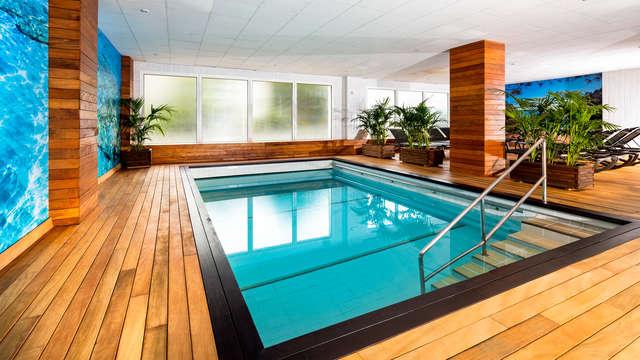 Relax & Media Pensión en Lloret del Mar: Escápate en la Costa Brava con acceso al spa incluido
