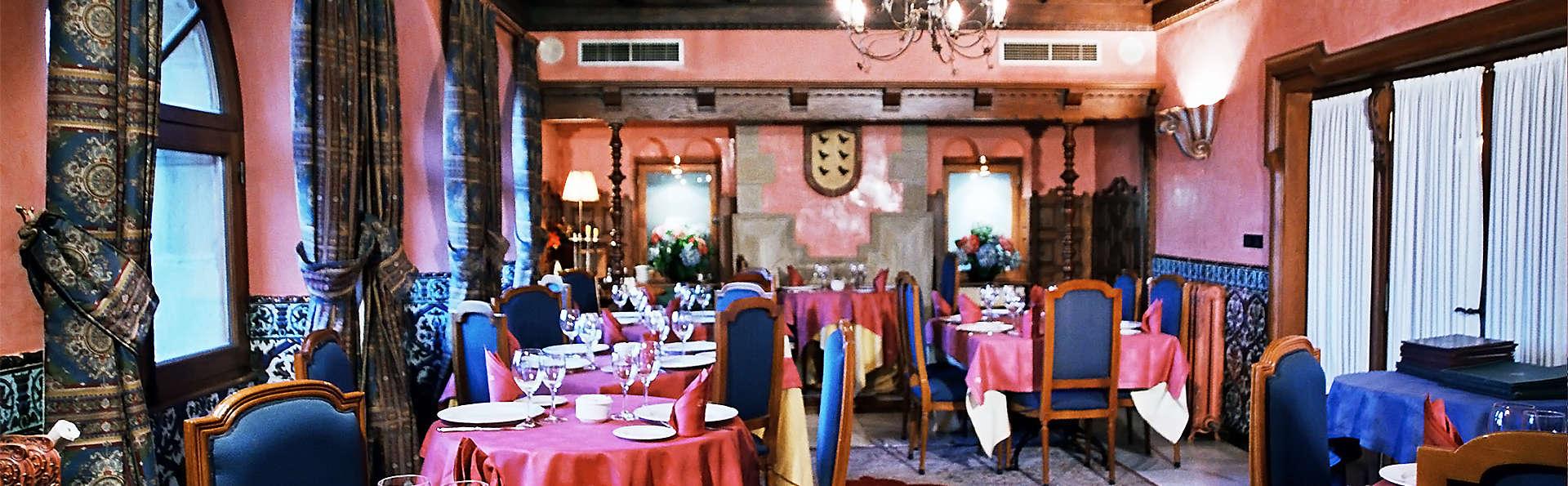 Escapade avec dîner typique dans La Rioja Alavesa