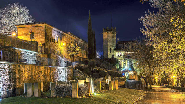 Especial Castillos: Vive un cuento de hadas en un encantador hotel boutique de Laguardia