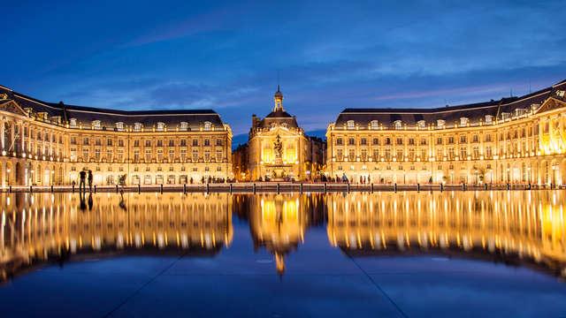Escale aux portes de Bordeaux