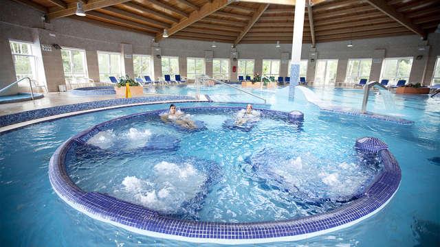 Escapada relax en el mayor balneario de lujo de Galicia