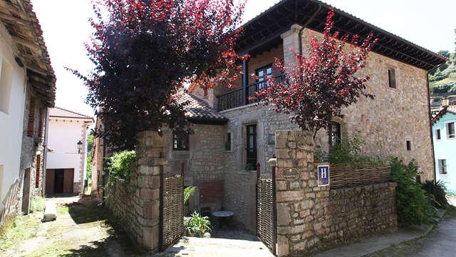 Escapada en una antigua casona asturiana del S.XVI en Picos de Europa