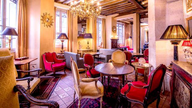 Encanto y elegancia en Saint-Germain-des-Prés
