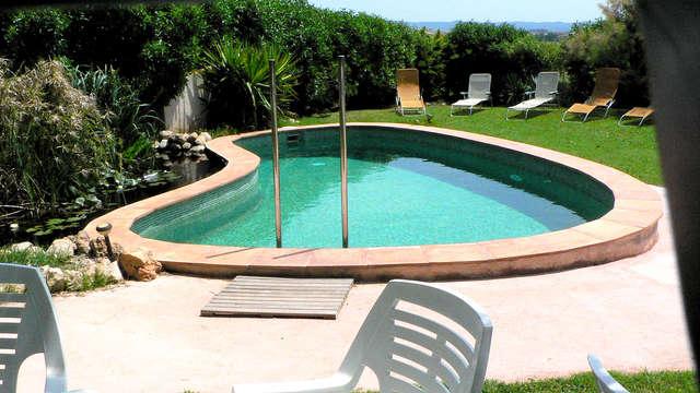 Hotel Castell de Gimenelles