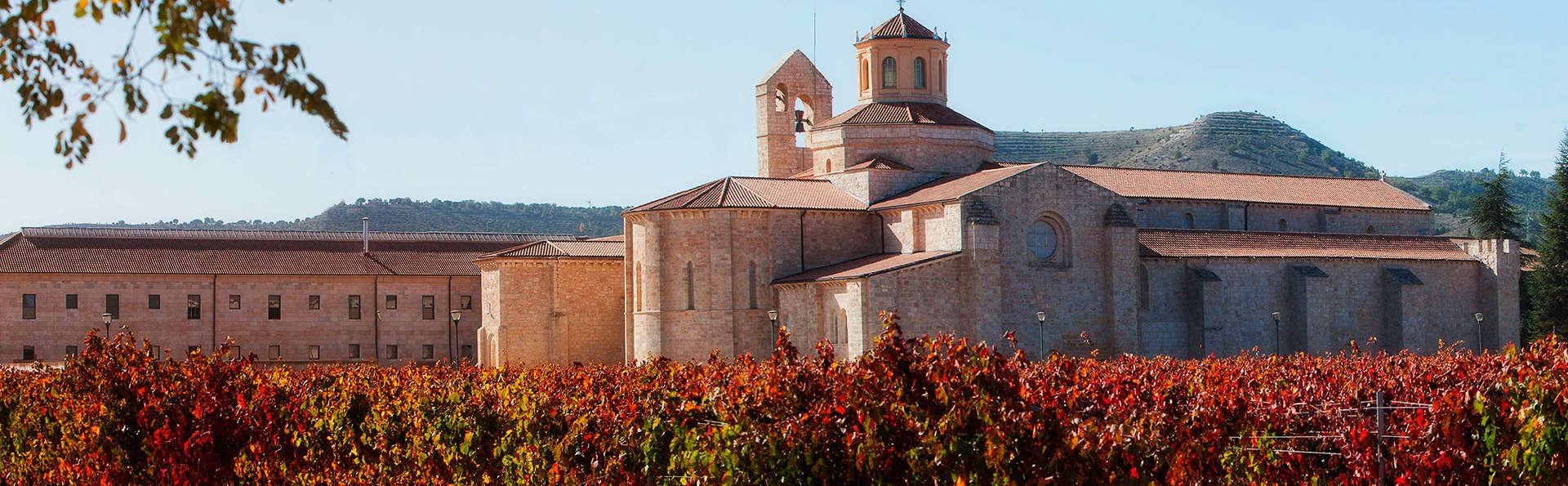 Week-end de luxe dans la province de Valladolid
