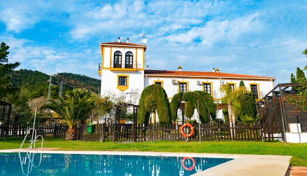 Escapada rural con encanto en pleno Parque Natural Sierra de las Nieves