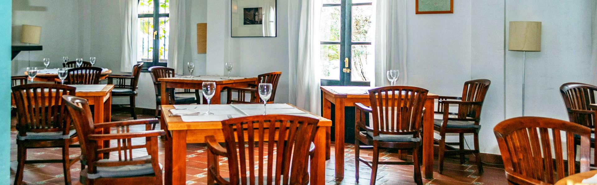 Dîner gastronomique à l'hôtel Cerro de Hijar à Tolox