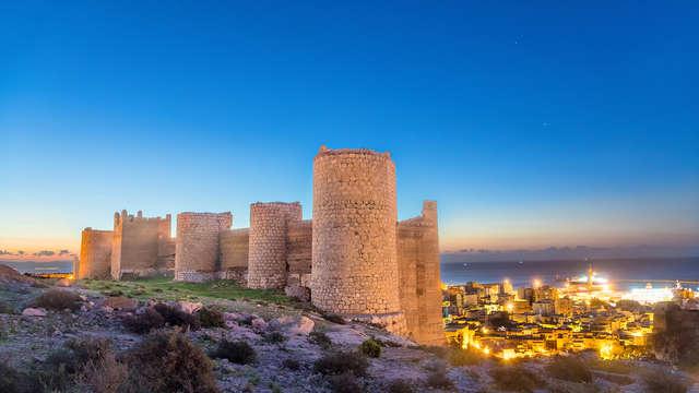 Fantastique hôtel 4* au coeur de la Plaza de la Catedral de Almería