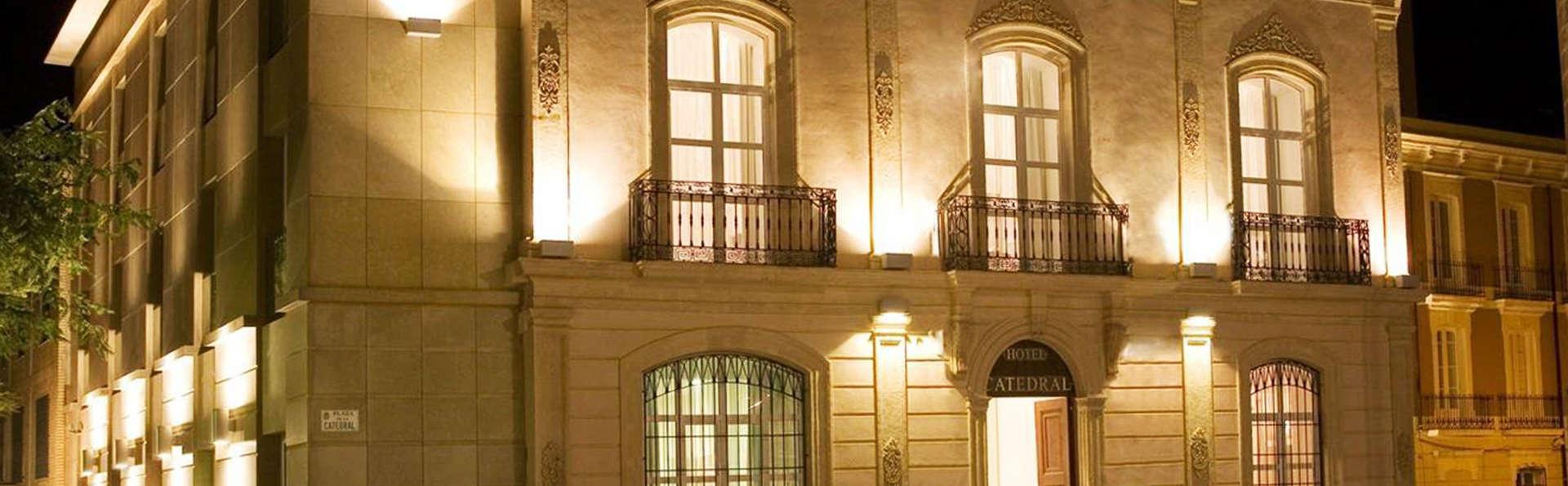 Hotel Catedral Almería - EDIT_front.jpg