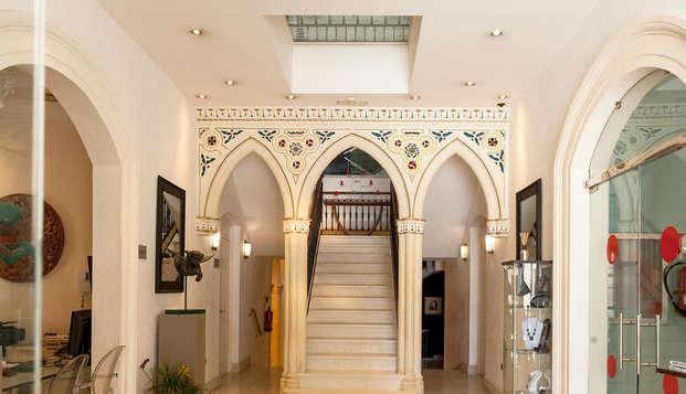 Escapada con toque romántico en Almería