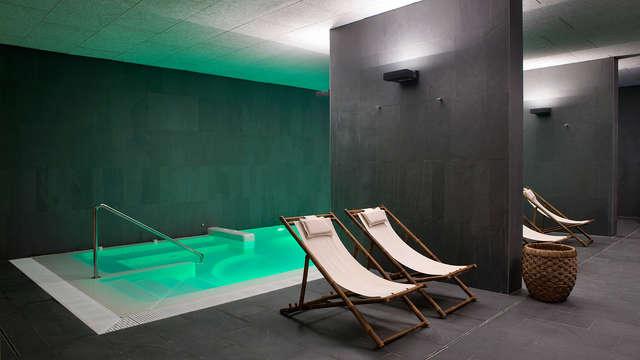 Lujo y relax en La Rioja: acceso a un spa a pie de viñedo