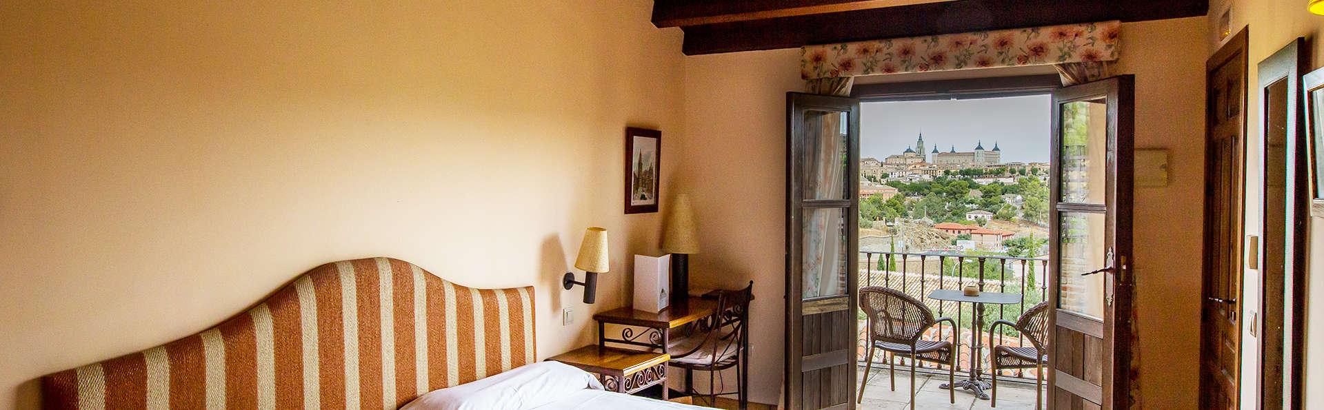 Especial Rincones Escondidos: Espectaculares vistas de Toledo desde la habitación