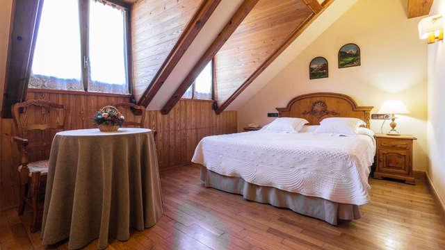 Escapada en media pensión en bonito hotel de montaña en Benasque