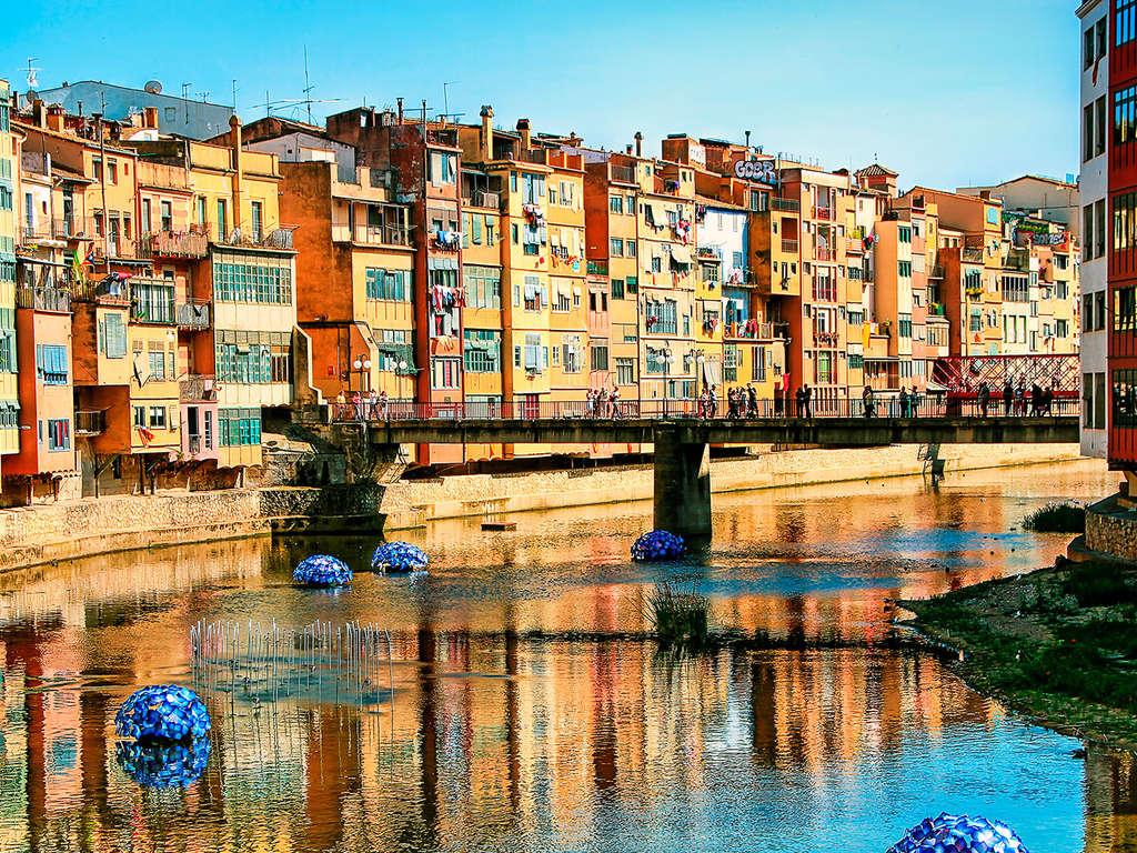 Séjour Fontcoberta - Escapade avec accès à l'espace bien-être en plein coeur de Gérone en chambre Supérieure  - 4*