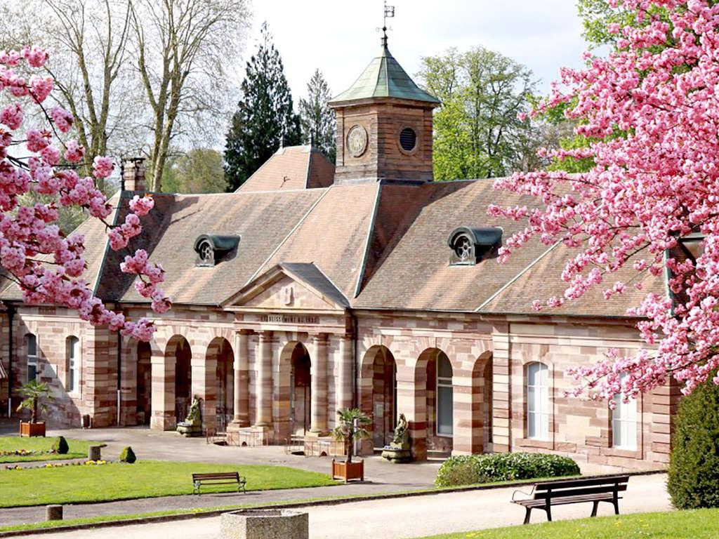 Séjour détente à Luxeuil-les-Bains 3* - 1