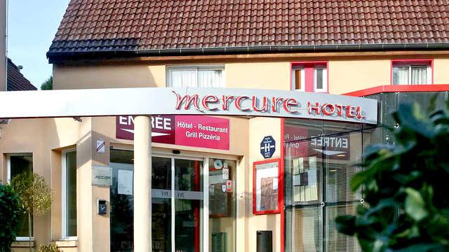Mercure Hexagone Luxeuil