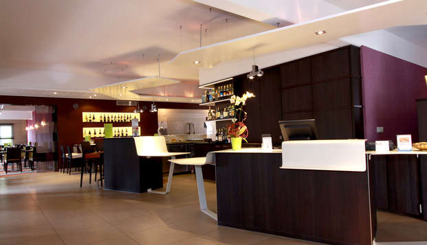 Mercure Hexagone Luxeuil - Reception