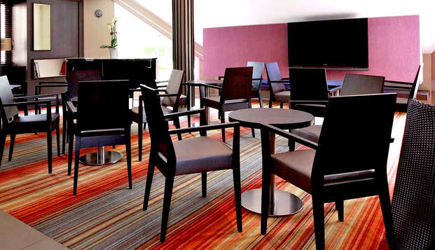 Mercure Hexagone Luxeuil - Lounge