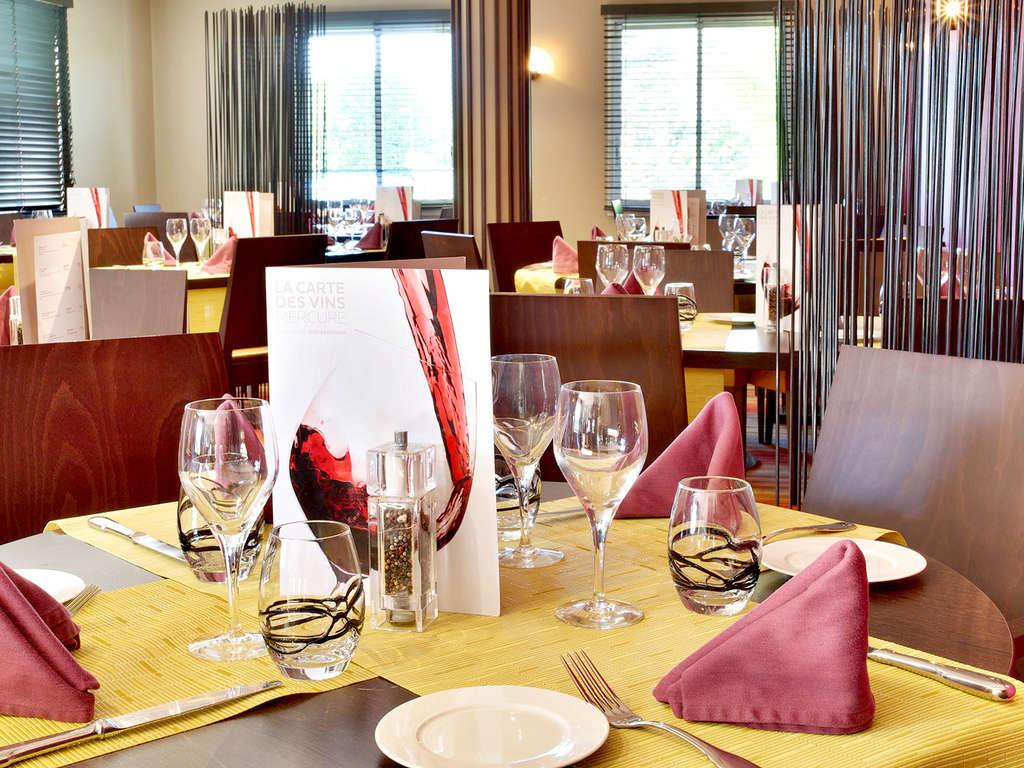 Séjour France - Offre spéciale: séjour gourmand à Luxeuil les Bains (à partir de 2 nuits)  - 3*