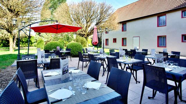 Escapade au cœur des Vosges, à Luxeuil-les-Bains