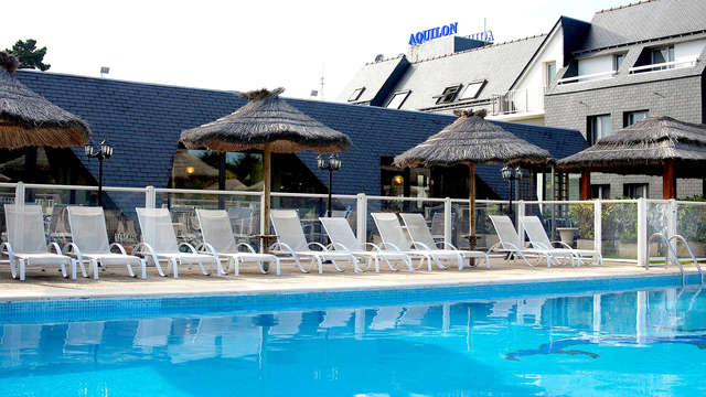 Hotel The Originals Saint-Nazaire Aquilon ex Inter-Hotel