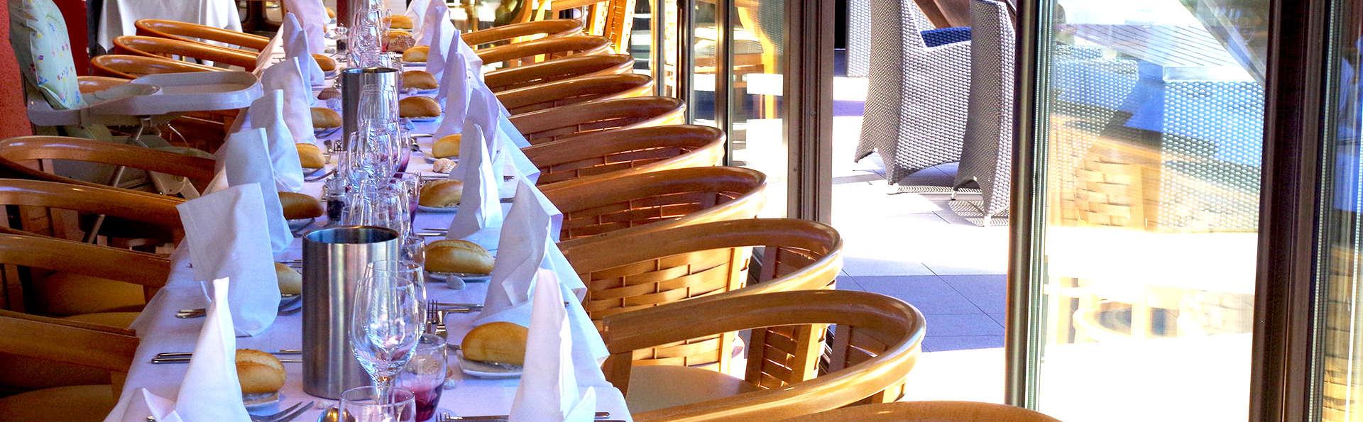 Week-end gourmand avec dîner près de Pornichet