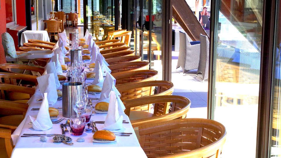 Hotel The Originals Saint-Nazaire Aquilon (ex Inter-Hotel) - Edit_Restaurant2.jpg