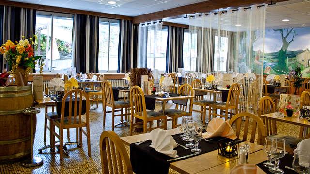 Offre Spéciale: Week-end avec dîner au coeur du parc naturel des volcans d'Auvergne
