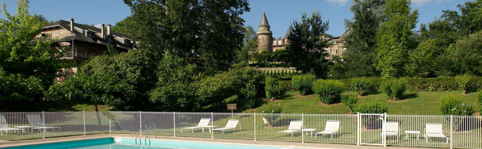 Escapade de charme dans un château au cœur du Limousin