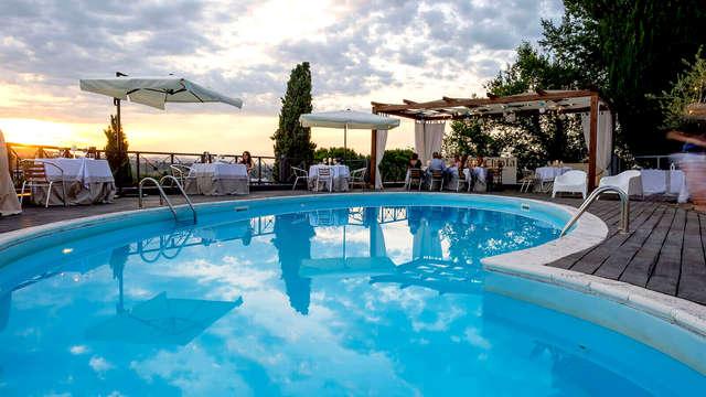 Weekend alle porte di Pescara: 2 notti in un elegante castello medievale con piscina
