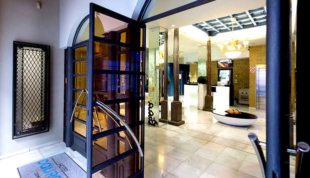 Hotel Comfort Dauro - Entrance